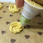 ほいっぷねんどで!粘土の絞り出しクッキーの作り方【前編】