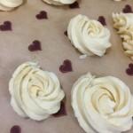 粘土で作るホイップクリーム!!